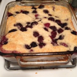 Best in Show Blackberry Cobbler Recipe - This prizewinning blackberry cobbler is best served at room temperature, so you can take it with you to picnics and parties.