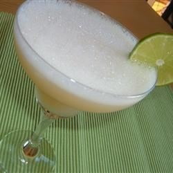 Grapefruit Margaritas Recipe - A mixture of lime and grapefruit make a refreshing margarita.