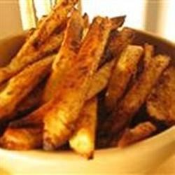 Pam's Baked French Fries