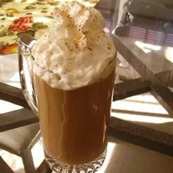 Irish Coffee Recipe - Fresh hot coffee gets a little added pep with the addition of Irish whiskey and Irish cream.