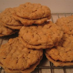 Oatmeal Peanut Butter Cookies 3