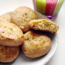 Carrot Cookies III