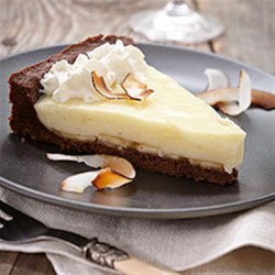 The Ultimate Chocolate Coconut Banana Cream Pie Recipe - Looking for a dessert that combines nostalgia with a modern twist? This chocolate, banana and coconut combination is simply pie heaven!