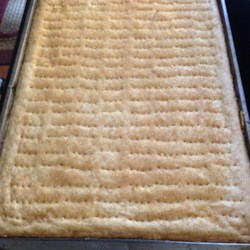 Scottish Shortbread III Recipe - My mother is from Scotland and this is her authentic Scottish shortbread recipe.