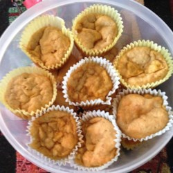 Fresh Mango Muffins Recipe - There's no need for spices or other fruit in these muffins when fresh mangoes are in season.