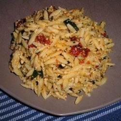 Sun-Dried Tomato Basil Orzo Photos - Allrecipes.com