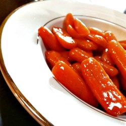 Chef John's Bourbon Glazed Carrots Recipe - These rich, sweet and savory glazed carrots with lots of butter in a brown sugar and bourbon glaze make a perfect side dish for special occasion dinners.