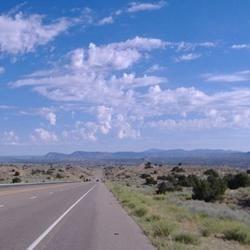 NM Desert Highway
