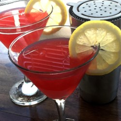 Jelly Bean Martini Recipe and Video - If you've ever thought about drinking candy, then this recipe is for you. This whimsical martini is perfect for Easter or any gathering with friends.