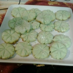 Party Cookies Recipe - Uses gelatin to flavor and color this sugar cookie.