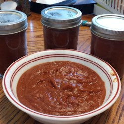 Sugar-Free BBQ Sauce Recipe - This barbecue sauce uses sugar substitute to keep it sweet, plus a range of bold ingredients to make it smoky, tangy, and just a little hot. It's even better the next day.
