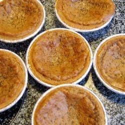Brown Sugar Pie
