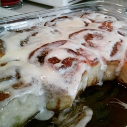 The Perfect Cinnamon Roll Icing Recipe - The right icing can perk up any homemade cinnamon roll. Try this recipe for decadent cream cheese icing on your favorite cinnamon roll and you won't be disappointed.
