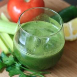 Green Dragon Veggie Juice