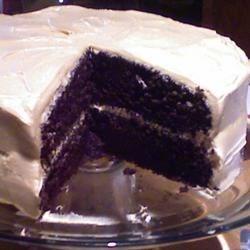 black magic cake.