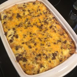 Christmas Breakfast Sausage Casserole Photos - Allrecipes.com