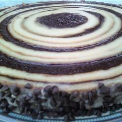 Rum and Chocolate Cheesecake