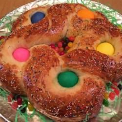 Easter Bird's Nest Bread Photos - Allrecipes.com