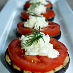 Eggplant Appetizer Recipe - This traditional Russian eggplant appetizer is delicious! It's great with crackers or bread. Boil leftovers and seal in jars so you can enjoy it the whole winter!