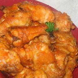 Restaurant Style Buffalo Chicken Wings