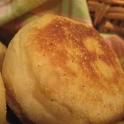 English Muffin - Detail