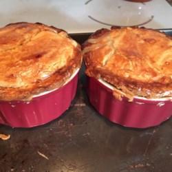 Back to Chicken Pot Pie IX recipe