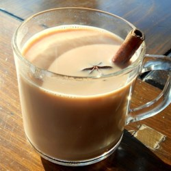 Slow Cooker Chai Recipe - Spicy, creamy, and sweet chai tea is easy to make with the help of your slow cooker.