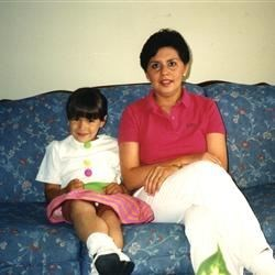 me and my mom :)