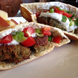 Chef John's Falafel Recipe - Chef John's simple recipe for falafel is a great dish to make at home and top with his tahini sauce.
