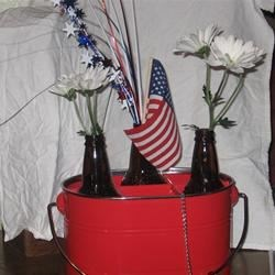 Centerpiece For Daughters BBQ