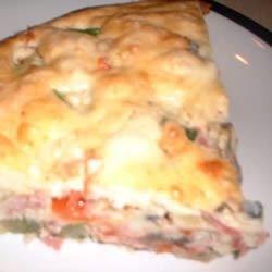 Zucchini Tomato Pie