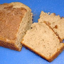 Amish Friendship Bread I Recipe - A sweet cinnamon bread that requires a batch of Amish Friendship Bread Starter. For variations, add your favorite fruits and/or nuts!