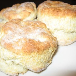 J.P.'s Big Daddy Biscuits baked by Eileen