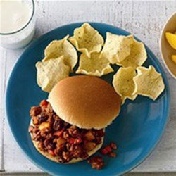 Sweet & Sloppy Joe Recipe - This recipe incorporates lots of veggies for a nutritious take on a kid favorite.