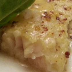 Sweet dijon basa swai fish or a fish of your choice for Swai fish recipes food network