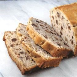 Date Nut Bread Recipe - This is a moist, dense date bread with your choice of nuts -walnuts or pecans, almonds or hazelnuts.