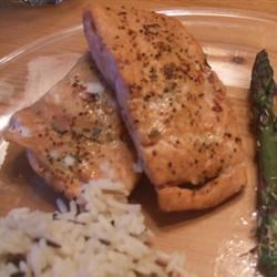 Lemon Pepper Salmon II