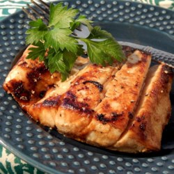 Chef John's Miso-Glazed Barramundi Recipe - Chef John's recipe for miso-glazed Barramundi is a quick and easy way to prepare the delicate, flaky, and sustainable white fish.