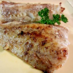 Jamaican-Seasoned Sauteed Swai Fillets Recipe - Swai fish are seasoned with Jamaican jerk seasoning and sauteed in butter and oil for a quick and easy dinner.