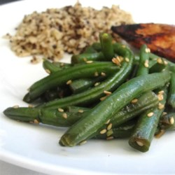 Quick Sesame Green Beans Photos - Allrecipes.com