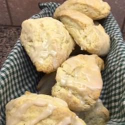 recipe: amazing lemon scones [8]