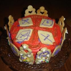 Christ the King Cake