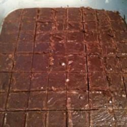 Nuclear Fudge Recipe - Quick and always a welcome treat, this fudge recipe is amazingly simple and will melt in your mouth with chocolate-y goodness!