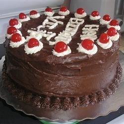 Vic & Tom Birthday Cake 2009