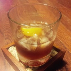 Sidecar Lingo Recipe - Cognac, lemon juice, orange liqueur, cherry liquor are mixed together in a tasty twist on the traditional sidecar cocktail recipe.