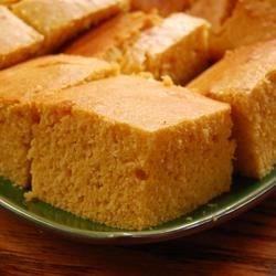 Yummy corn bread