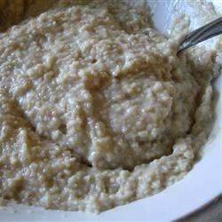 Butterscotch Oatmeal