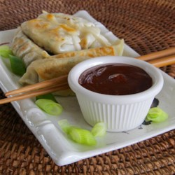 Tonkatsu Sauce Recipe - Though this ketchup and soy sauce-based sauce is usually served with Tonkatsu (breaded and fried pork cutlet), you'll love it on many things.
