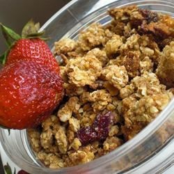 Ultimate Irresistible Granola Recipe - This is THE BEST granola out there. Walnuts, pecans, coconut, sesame seeds and honey are just a few of the delectable ingredients that make this the most delicious and nutty granola out there, you won't be disappointed!