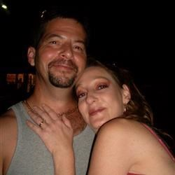 Me and Hubby Dave